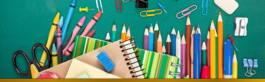 Back to School Supplies 3
